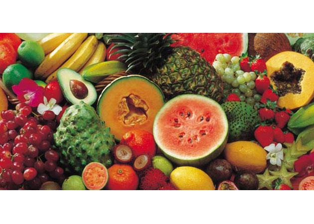 Make Tropical Fruits Sweet